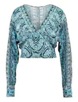 Wild And Free Blouse   Blus by Free People
