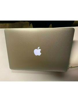 "Apple Mac Book Air 13.3"" Laptop (A1466, 2013): 1.40 G Hz, 4 Gb Ram, 128 Gb Ssd I5 by Apple"