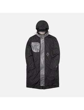 A Cold Wall Long Jacket W/ Hood by A Cold Wall
