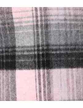 Reversible Checked Wool Poncho by Gucci