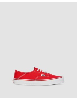Vans Og Style 43 Authentic Fold Down True Red by Alyx