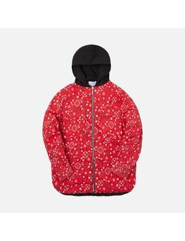 Rhude Quilted Cargo Jacket by Rhude
