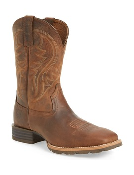 Hybrid Rancher Cowboy Boot by Ariat