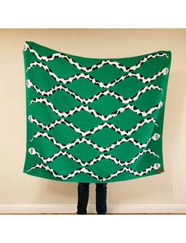 Snakes Blanket by Etsy