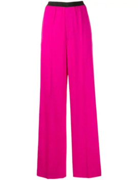брюки широкого кроя by Balenciaga