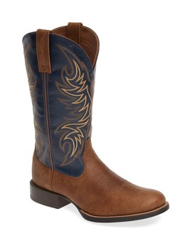 Sport Horsemen Cowboy Boot by Ariat