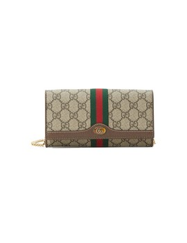Ophidia Chain Wallet by Gucci