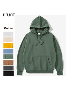 Wholesale Custom Hoodies Sublimation Crewneck Sweatshirt Wholesale Custom 3d Plain Oversized Hoodies Men Streetwear Hoodie by Dfunt