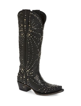 Sparks Fly Studded Western Boot by Lane Boots