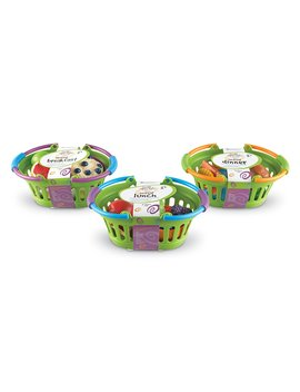 Learning Resources New Sprouts Healthy Basket Bundle by Learning Resources