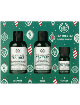 Body Shop Tea Tree Gift Set by Ebay Seller