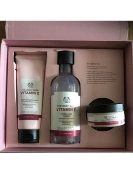 The Body Shop Vitamin E Skincare Collection Gift Set by Ebay Seller