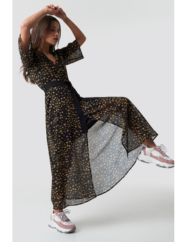All Over Print Dress Sort by Emiliebritingxnakd