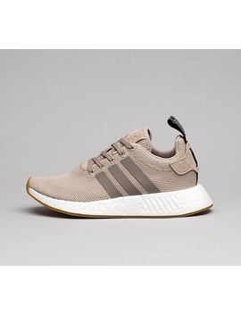 Womens Nmd R2 Trainer | Trace Khaki / Brown by Adidas Originals