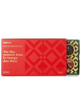 'Tis The Season Teas 8 Tea Sampler by Davi Ds Tea