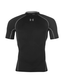 Heatgear Core T Shirt Mens by Under Armour