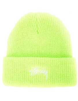 Beanie Mit Logo Stickerei by Stussy