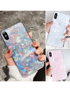 Case For I Phone Xr Xs Max 8 7 6 6 S Plus Shock Proof Marble Phone Cover Silicone by Ebay Seller
