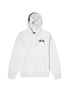 Stussy Embroidered Hoody by Stussy