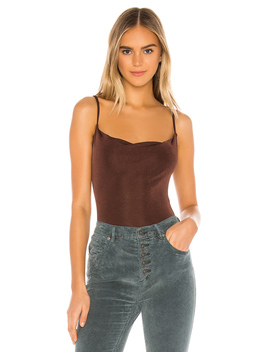 Cowls In The Club Bodysuit by Free People