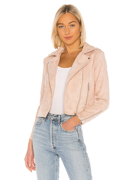 Leon Jacket In Blush by Lovers + Friends