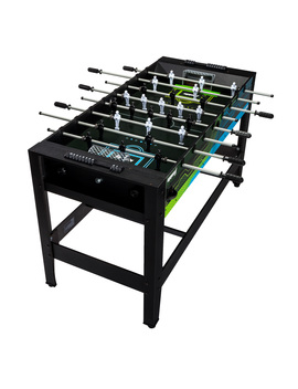 Franklin Sports 4 In 1 Multi Game Table   Foosball, Billiards, Hockey, Table Tennis by Franklin Sports