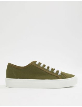 Kaltur Lace Up Trainers by Kaltur's