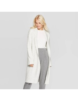 Women's Long Sleeve Open Front Duster Sweater   A New Day™ by A New Day