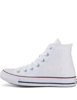 All Star Hi White by Converse