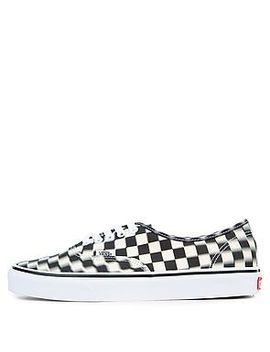Checkerboard Authentic Blur by Vans