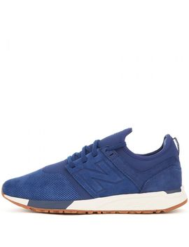 Men's Lux 247 Sneaker Basin/Sea Salt by New Balance