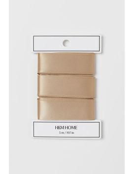 Satijnen Cadeaulint by H&M