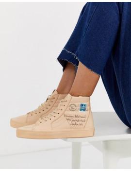 Vans X Vivienne Westwood Sk8 Hi – Sneakers by Vans