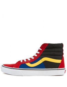 Ua Sk8 Hi Reissue  Chili Pepper/True White by Vans