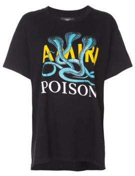 футболка с логотипом by Amiri