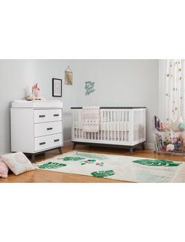 Scoot Convertible Standard 2 Piece Nursery Furniture Set by Allmodern