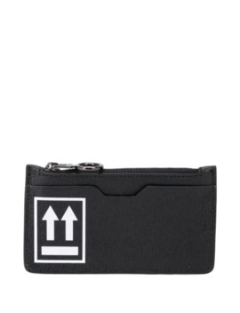 Arrows Print Cardholder by Off White