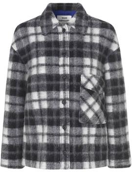 Checky Wool Cabsy by Mads Nørgaard Copenhagen