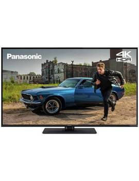 Panasonic 55 Inch Tx 55 Gx550 B Smart 4 K Hdr Led Tv929/8002 by Argos