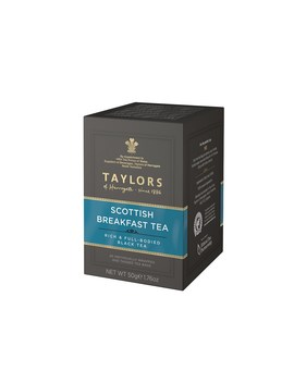 Tofh Scottish Breakfast 20 Tea Bags 50g by Taylors Of Harrogate