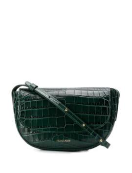Swing Crocodile Effect Mini Bag by Frenzlauer