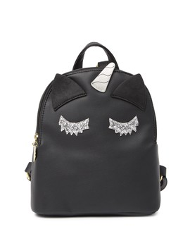 Fay Caticorn Mini Backpack by Luv Betsey By Betsey Johnson
