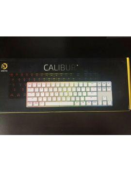 Drevo Calibur 71 Key Mechanical Keyboard Tkl Rgb Wireless Bluetooth/Usb Wired by Drevo