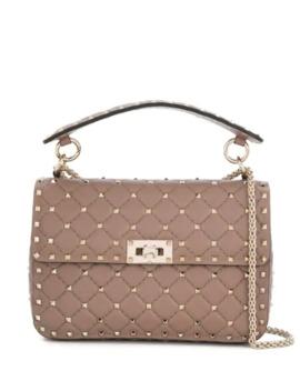 Small Valentino Garavani Rockstud Spike.It Shoulder Bag by Valentino