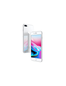 "Apple I Phone 8 Plus, I Os 11, 5.5"", 4 G Lte, Sim Free, 64 Gb, Silver by Apple"