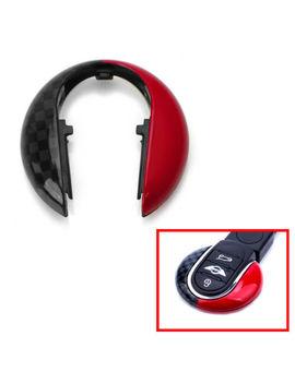 Jcw Style Key Cap Shell For Mini Cooper 3rd Gen F55 F56 F57 F54 F60 Smart Key Fob by I Jdmtoy
