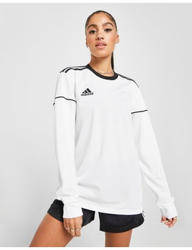 Adidas Squad Long Sleeve T Shirt by Jd Sports