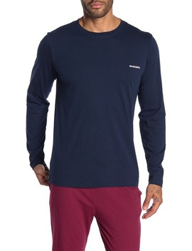 Justin Long Sleeve T Shirt by Diesel