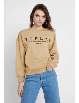 Sweatshirt by Replay