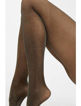 Sheer Lurex Tights by Arket